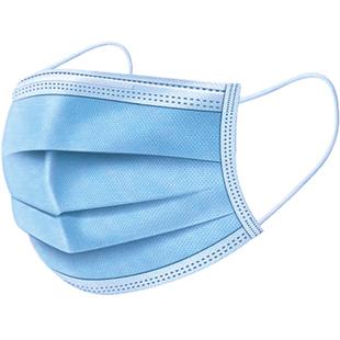 现货夏季三层一次性口罩薄款透气防尘防晒成人儿童口罩口鼻罩50只