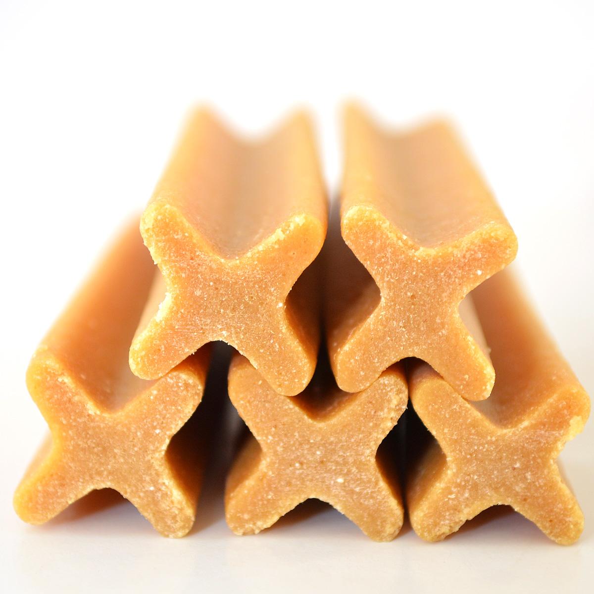 La borsa è un Osso 宝路洁 12 5 7 - Snack BAR dente di Cane di Denti di Cane Teddy Bear 5g Pacchetto Colla molare BAR pulito