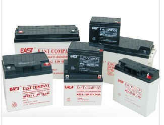 EAST maintenance free battery 12V24AHNP24-12ups special battery for power supply