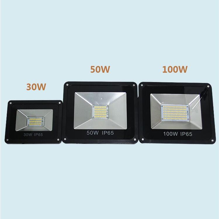 LED light projector, 30W50W70W advertisement waterproof lamp, outdoor floodlight factory, explosion proof lamp