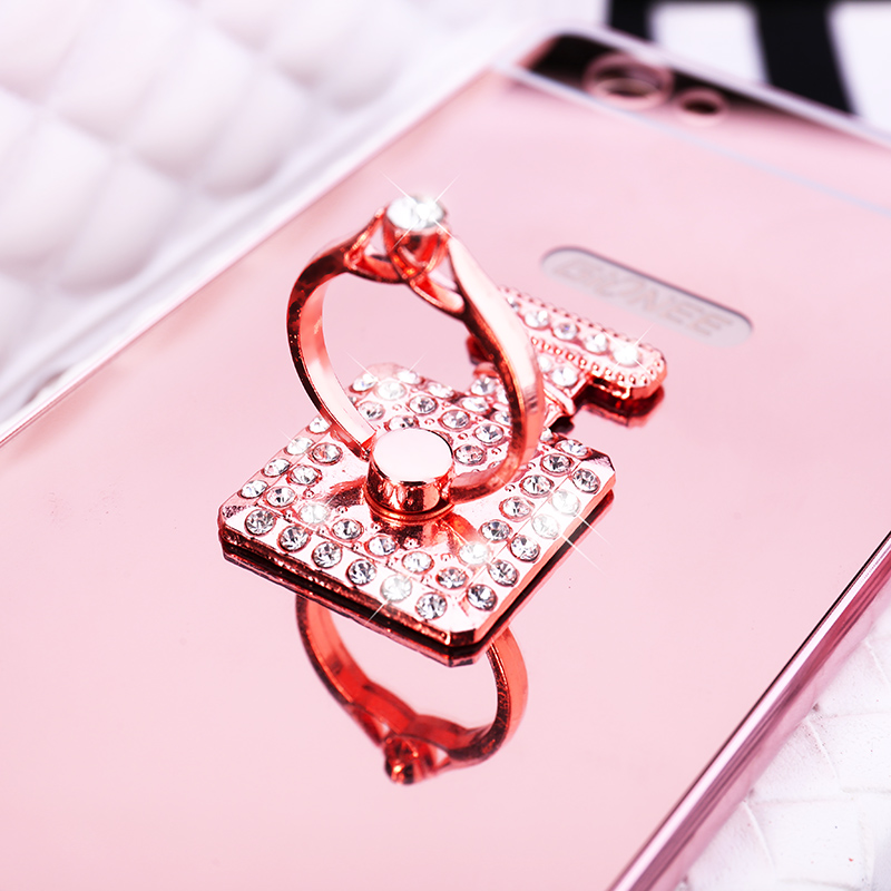 Jin M5 enjoy the mobile phone version of gn5002 case falling metal frame shell tide sub ring fashionista