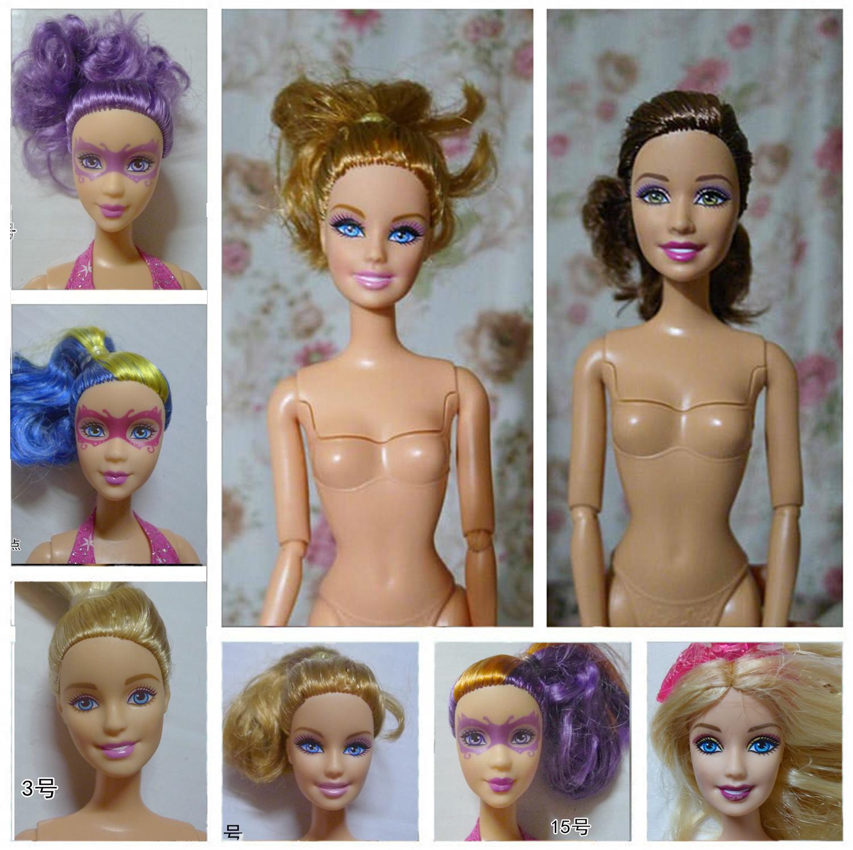 Голая кукла барби