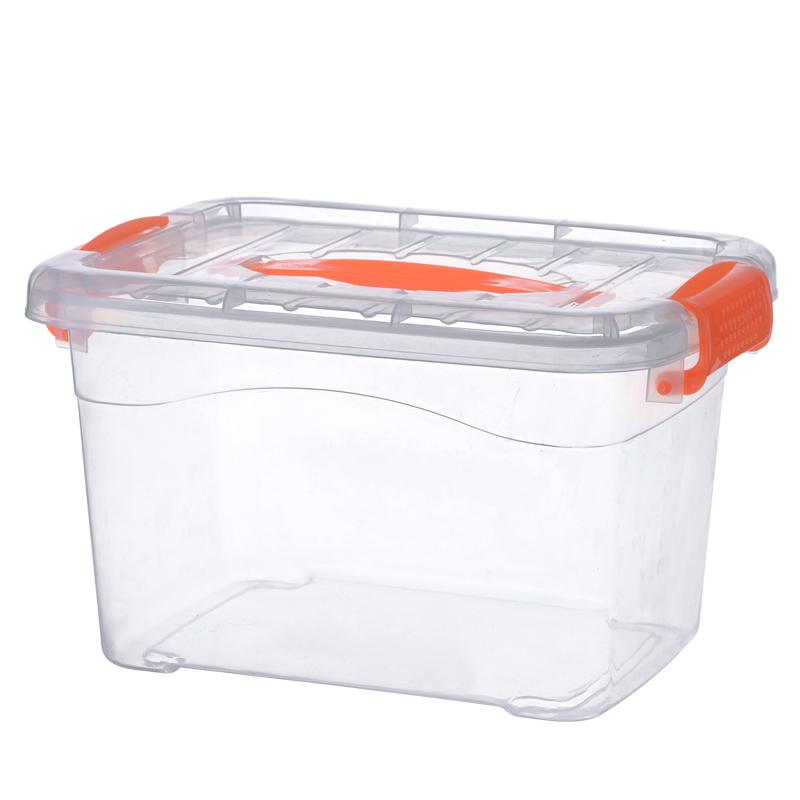 en låda med lock av torkad frukt har runda kakor som fält öppet för förpackning av livsmedel små produkter av plast rund flaska