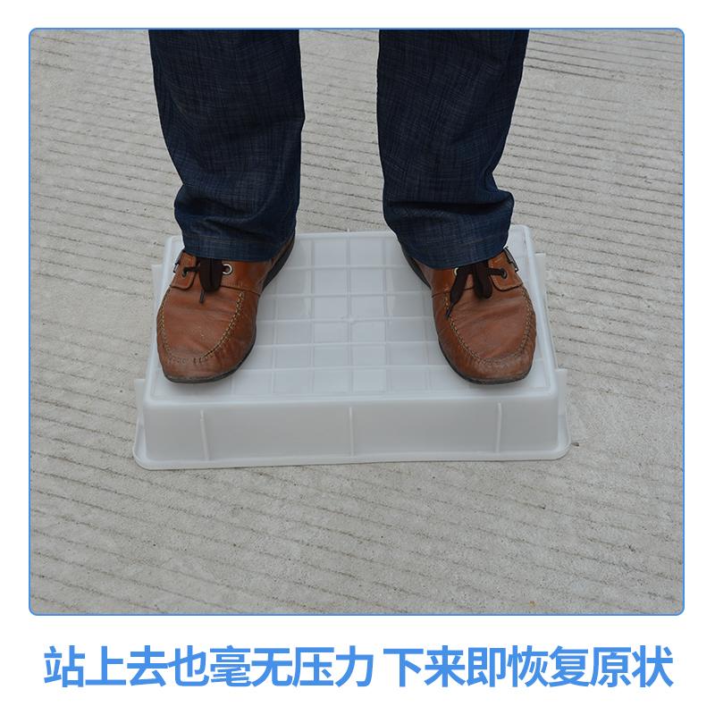 ac plast behållare av plast lådor square rektangulära pan - låda livsmedel med K1128 plast avrinningsområde