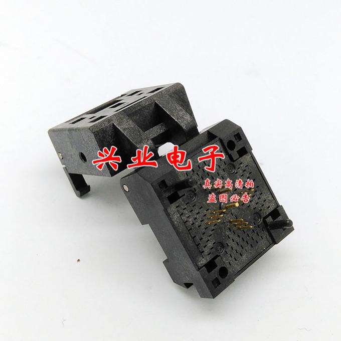 L'invecchiamento QFN12-0.5 Flip qfn12 Test Sede Sede Sede a scrivere di schegge.