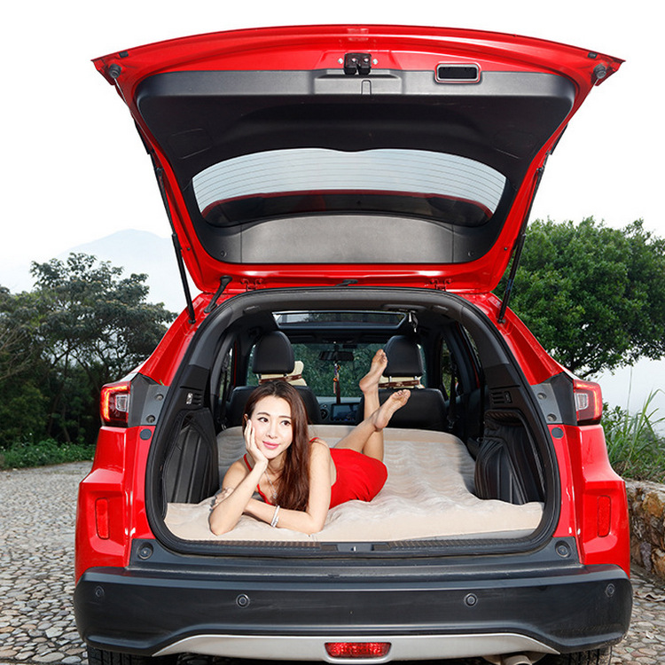 Car car bed 180*137CM off-road special vehicle SUV inflatable inflatable bed mattress