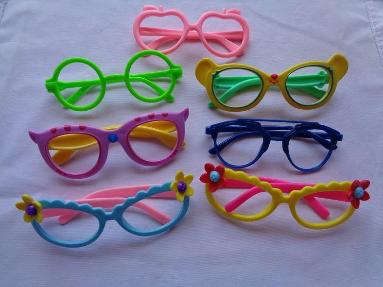 花花宝宝儿童眼镜框无镜片圆形男童女童可爱潮小小童婴儿装饰眼睛