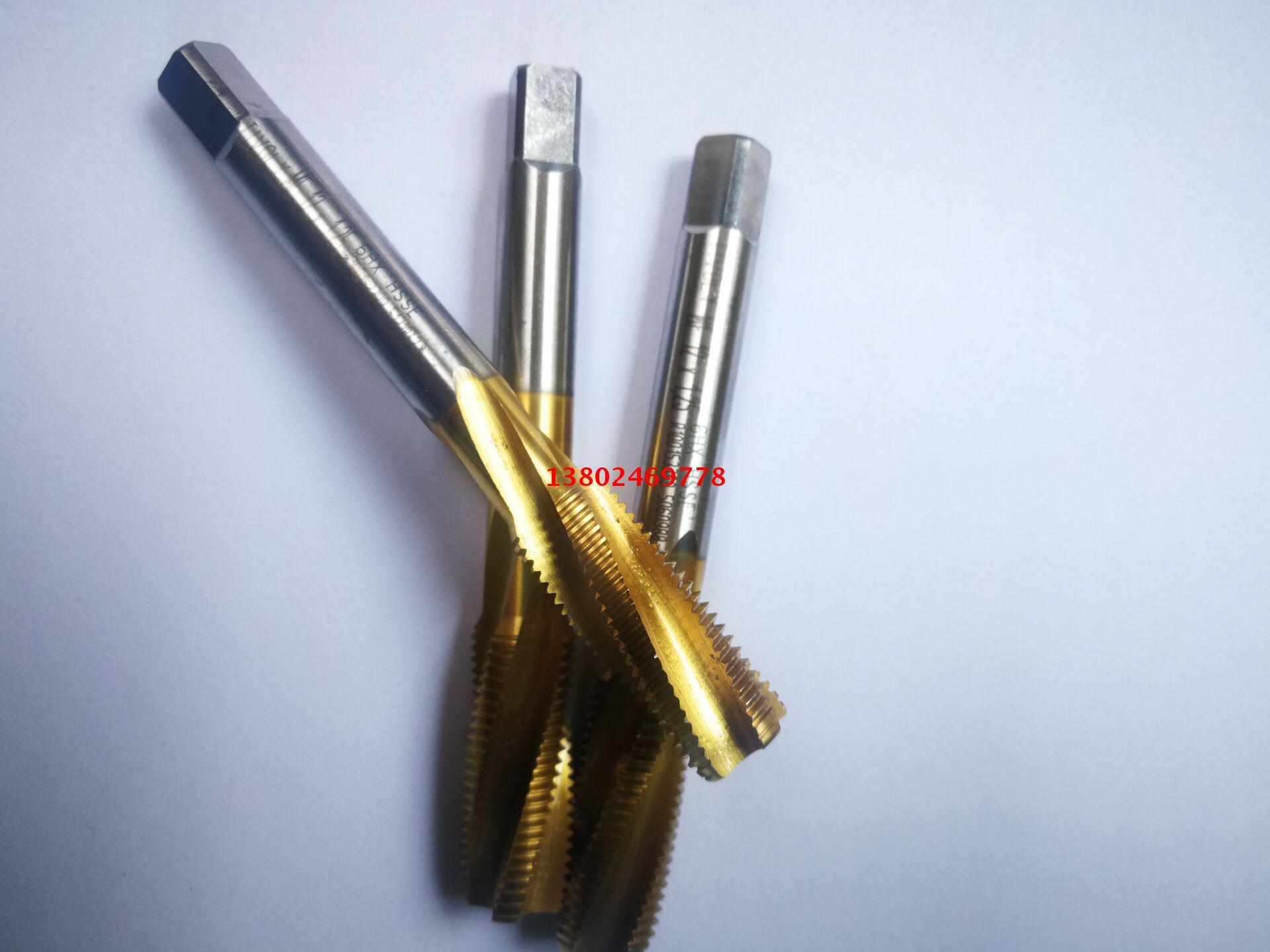 Frankreich importiert TIVOLY Titan - Kobalt - gebrauchte spirale der TAP M12*1.25 MIT Edelstahl - armaturen
