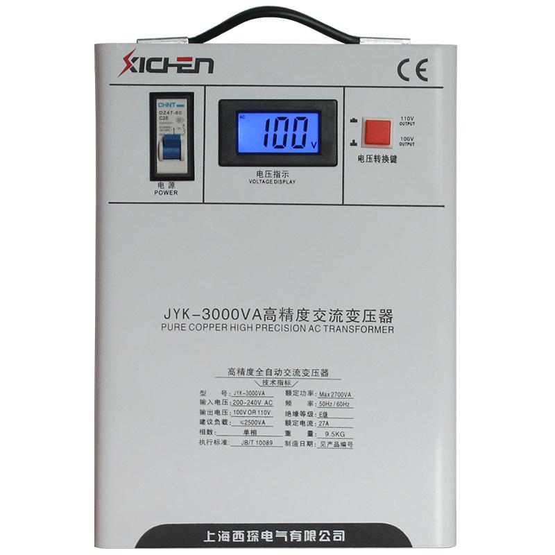 шанхай 3000 трансформатор 220v се 110v100v стена, преобразувател на напрежение в япония ни уреди със специално предназначение