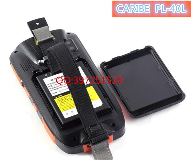 Энн Чжо портативных КПК сканер живописных билеты билет машина WiFi4G двухмерным охватила код терминала