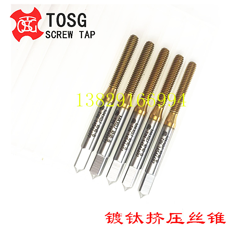 TOSG increase the extrusion wire before plating 2-564-406-328-3210-24-321/4 tapping taps