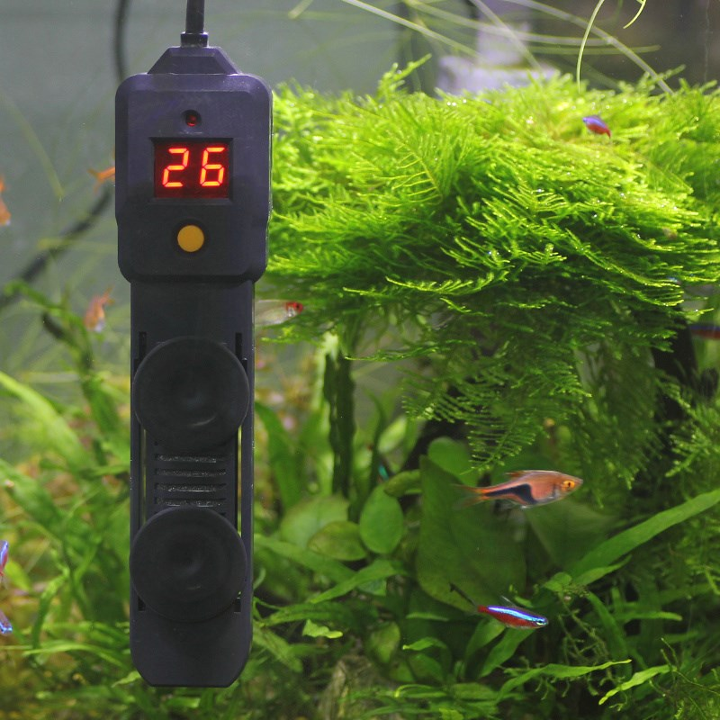 akvarium uppvärmning. akvariet ultrakort varmare thermostatic - mini - digitala temperaturregulatorer ptc