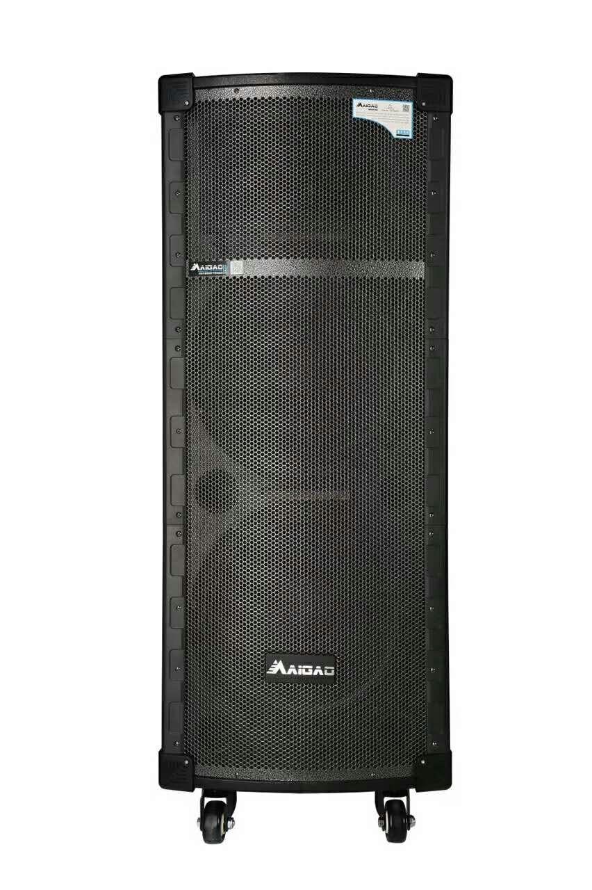 Hamish S666-SD815 Outdoor - sound - Square dance für tragbare mobile batterie - High - end - hochleistungs - lautsprecher