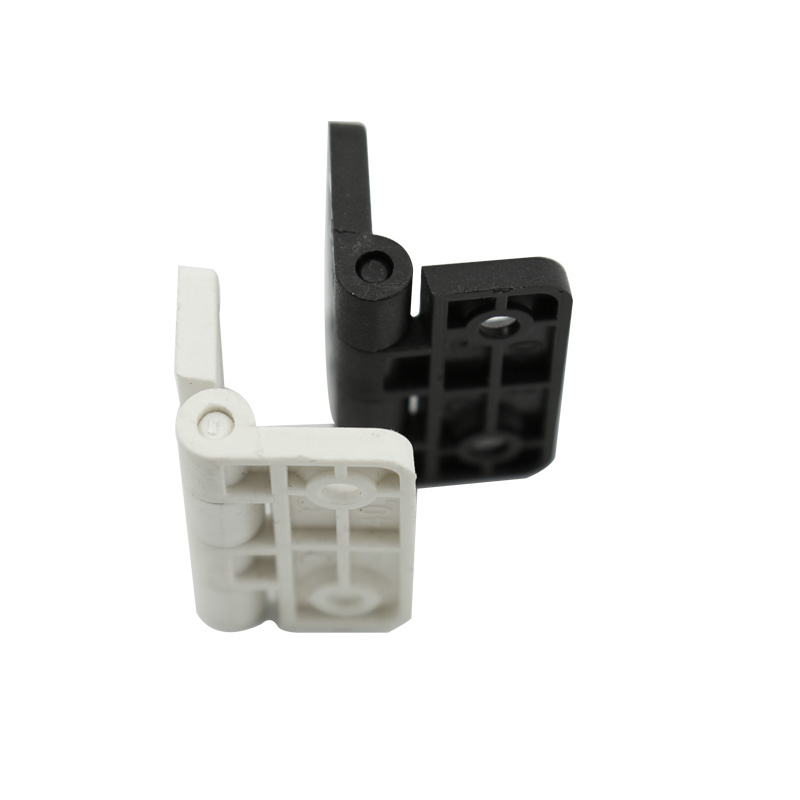 Engineering plastics nylon hinge hinge damping hole black and white X500-C