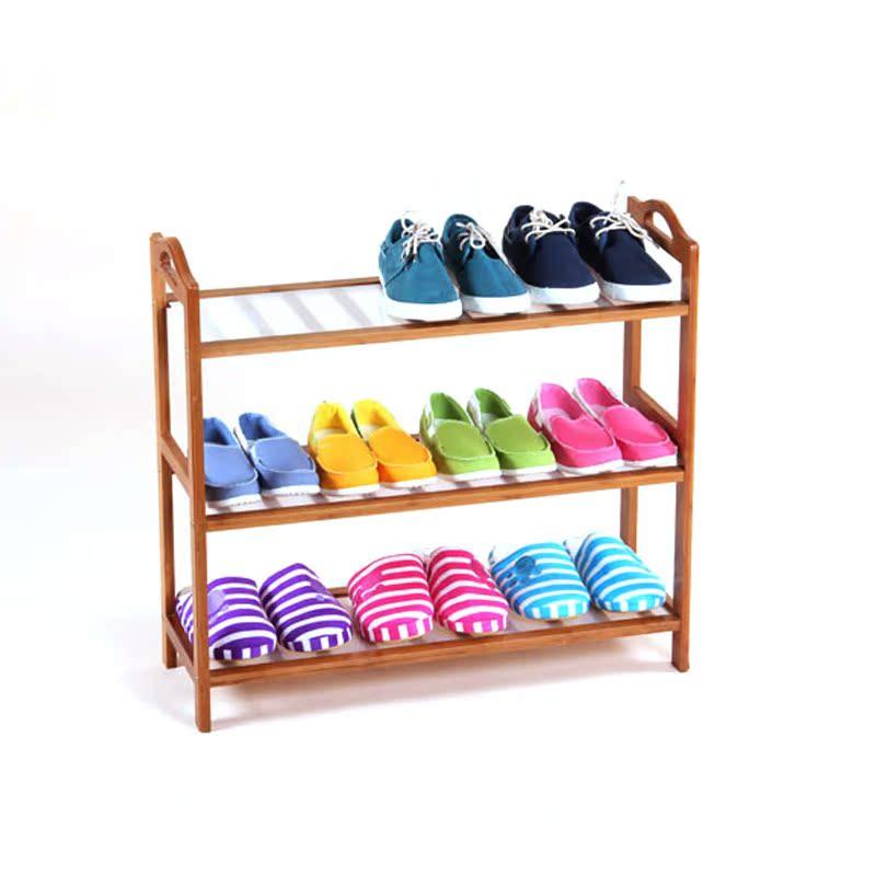 ράφι μπαμπού παπούτσια πολλαπλών κοιτώνας δημιουργική μπαμπού παπουτσοθήκη πολλαπλών στρώσεων περιέχουν σκόνη συνοπτική παπούτσι σπέσιαλ