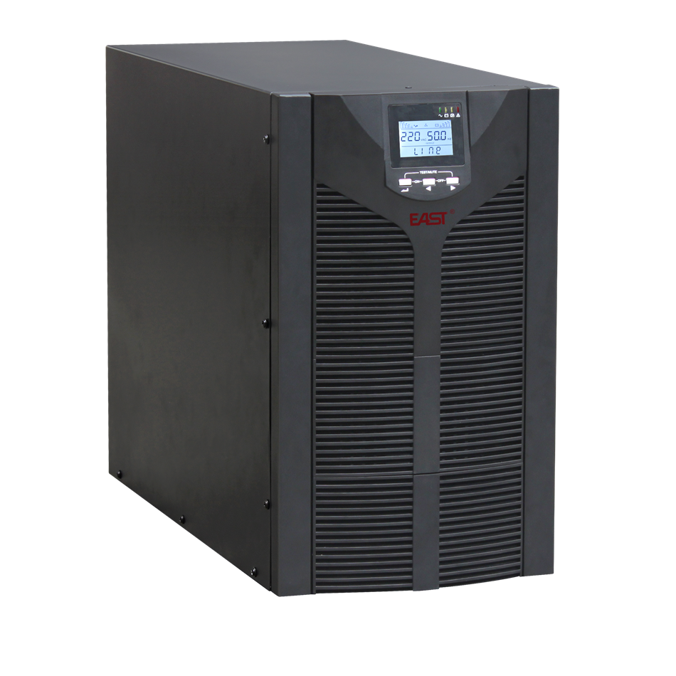 EAST EAST UPS EA810 power frequency online three single 10KVA 7000W load long time delay