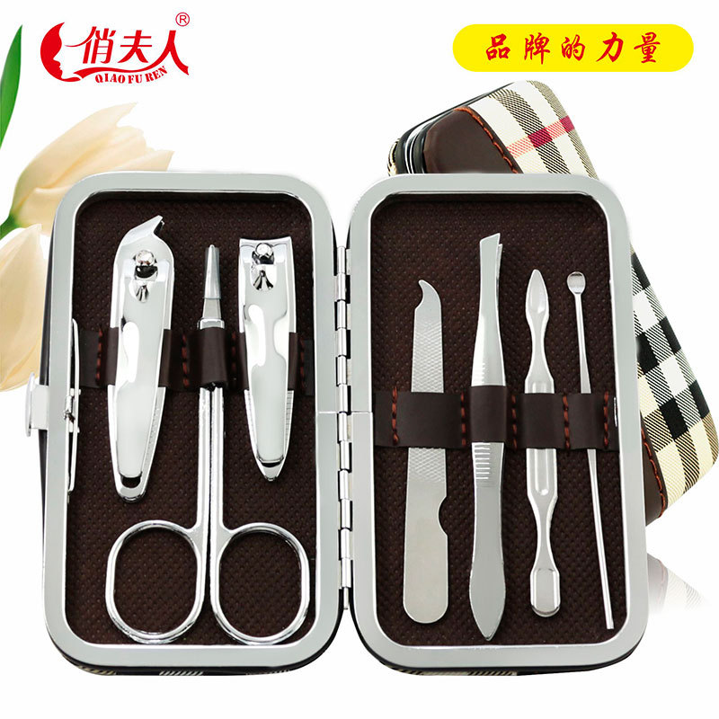Manicure kit complete shop for beginners to do nail polish glue set of nail clippers Manicure Manicure Set