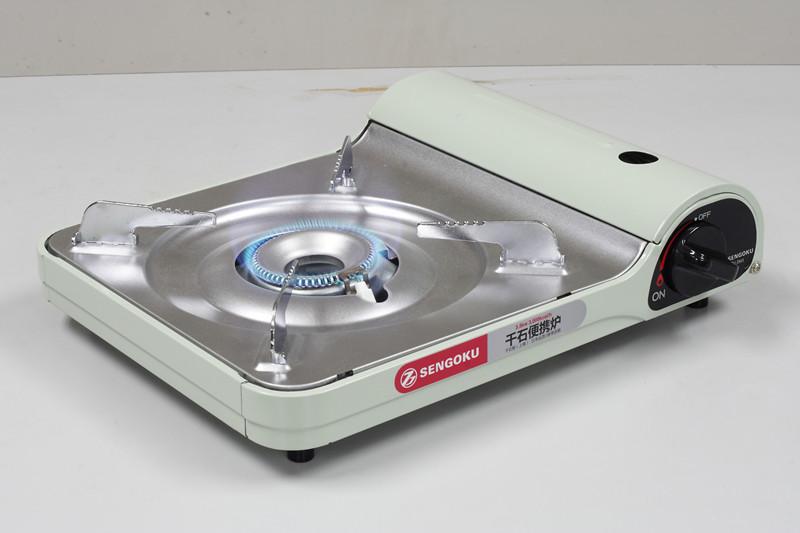 Япония Сэнгоку плита газовая плита газовая плита портативный переносной пикник открытый печи плита