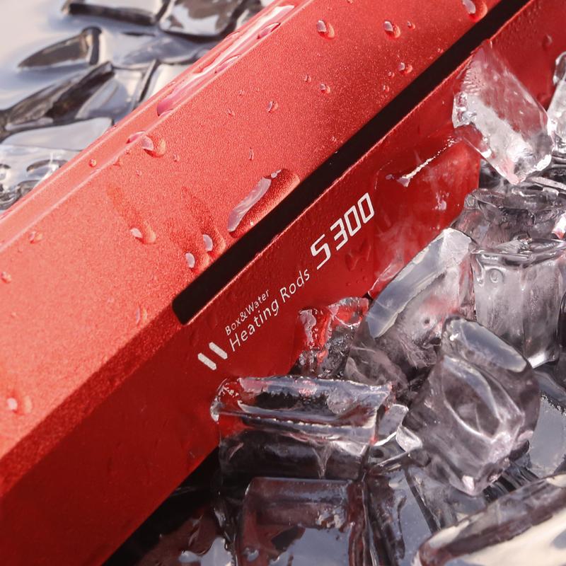 Bể cá tuyệt tự động nổ nhiệt làm nóng phần phông chữ bể thủy sinh nhỏ nóng bể
