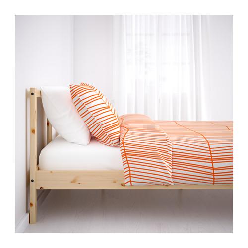 нанкин шанхай IKEA внутренние покупки 费奥 Кровать двуспальная кровать, твердые сосны 90150 одноместный