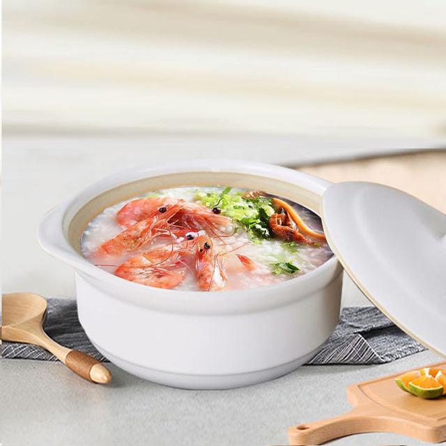 小砂锅炖锅家用燃气明火耐高温陶瓷石锅米线土沙锅汤煲仔饭专用锅