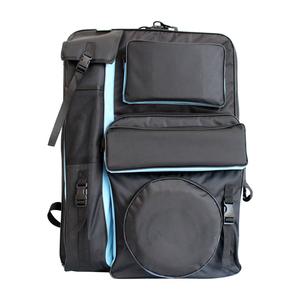 画包 多功能防水大拉链画袋 双肩美术袋艺考专用加厚大容量画板袋