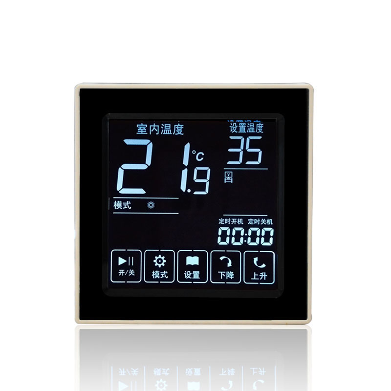 S303 touch screen water heating thermostat bigualu LCD temperature controller temperature control model