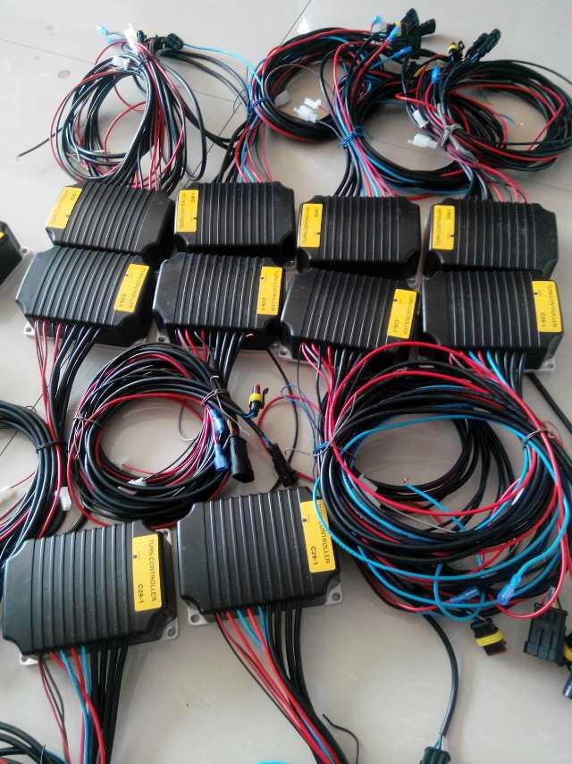 i kraft av kbz gaffeltruck resulterande kraften till eps - elektrisk servostyrning) C29-1 gaffeltruck delar