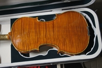 New pure handmade violin, solid wood production, German technology