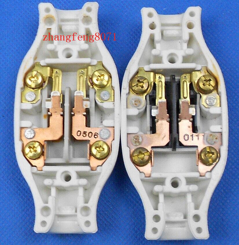 Импорт японской Panasonic кровати на полпути двойной переключатель / промежуточных линии двустороннего 10A300V нажать выключатель выключатель