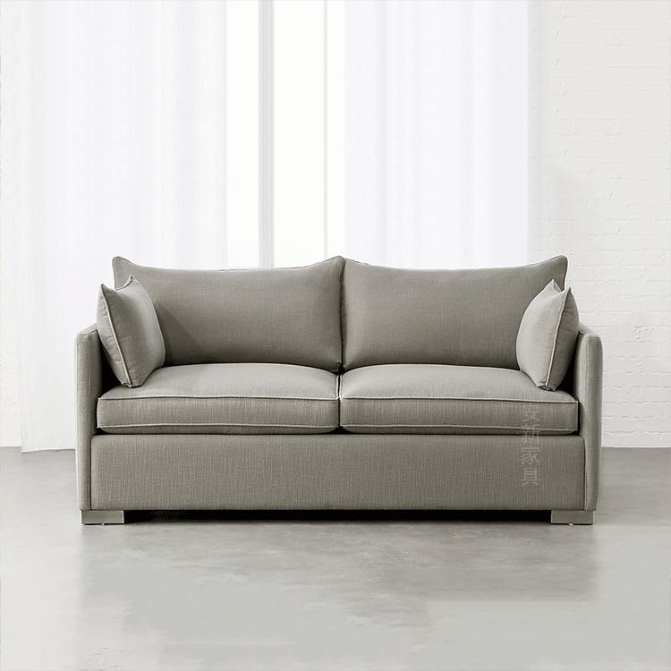 シンプルな現代人さん1 . 2メートル1.51.8メートル折りたたみペア三人位布製ソファベッドルーム両用ソファ