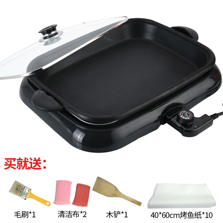 Муррайя метельчатая разделение типа бумаги коммерческих рыба на гриле рыба печи диск Чжугэ бумажный пакет рыбы не держаться плита электрическая печь барбекю плита