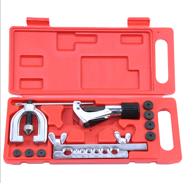 Reamer, copper tube expander, air conditioner, refrigerator, equipment maintenance, riveting device, pipe expander, repair tool