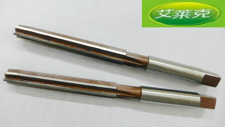 Hand reamer with high speed steel hinge cutter reamer 19202122232425 straight shank reamer