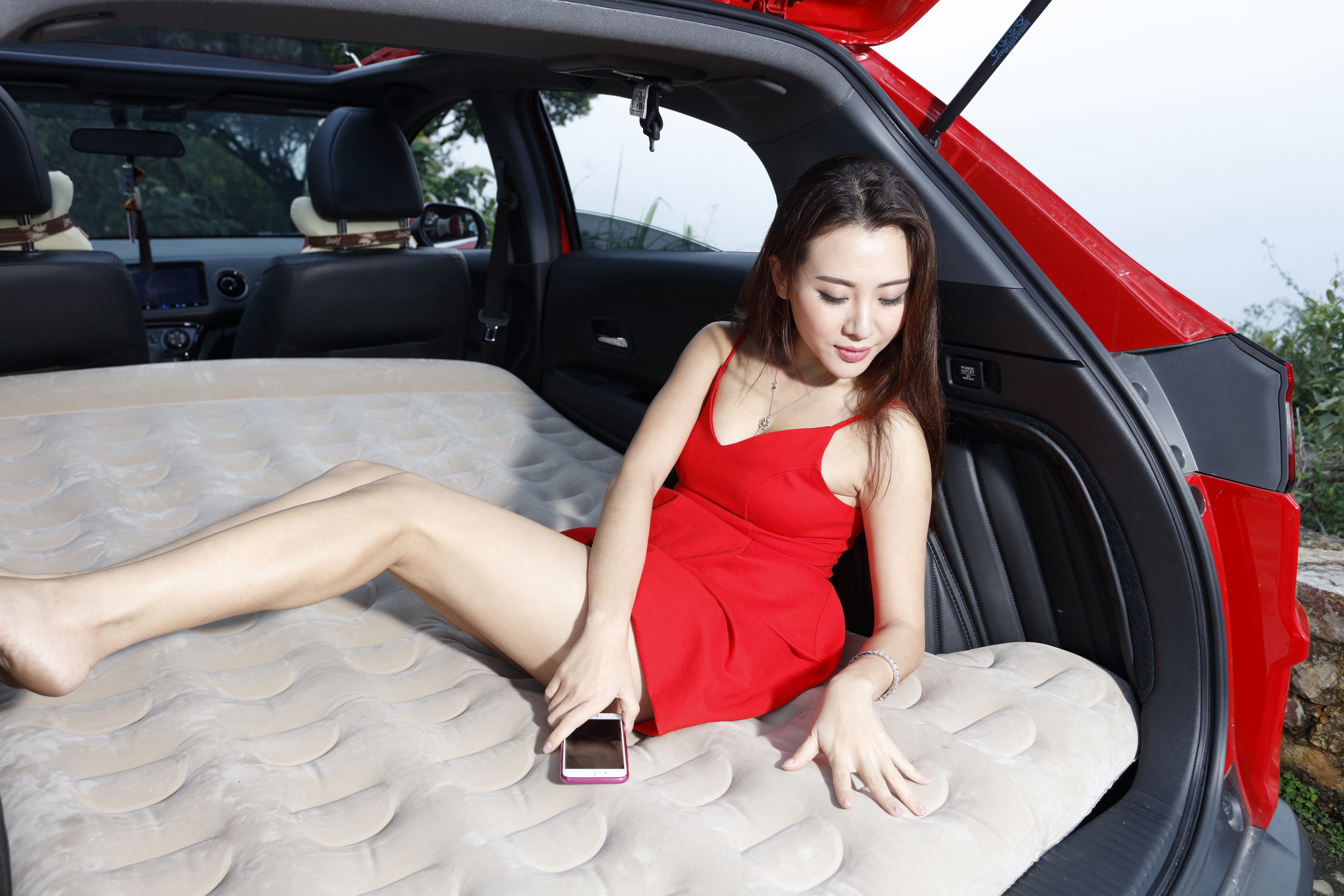 Hover H6 special vehicle air mattress bed SUV car trunk car car travel bed bed bed