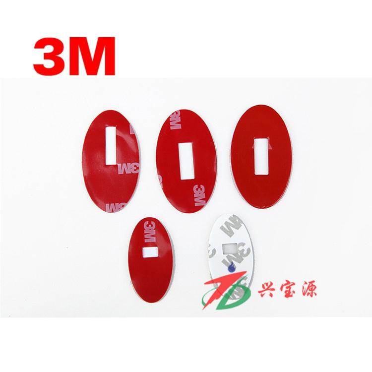 De invoer van 3M4229P schuim dubbelzijdige zelfklevende plakband voor auto 's met een spons diefstal van mobiele telefoons.