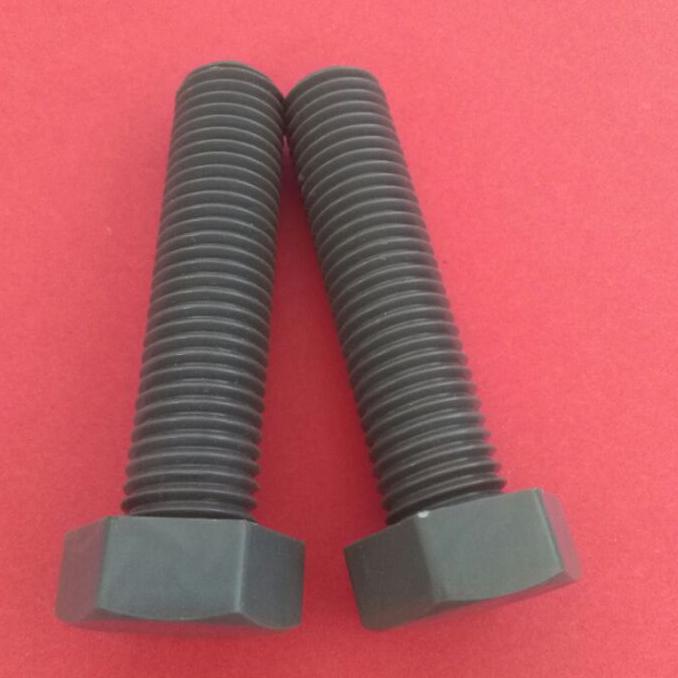 Spot corrosion PVC screw plastic screw M12*25-M12*100M14*60-M14*100