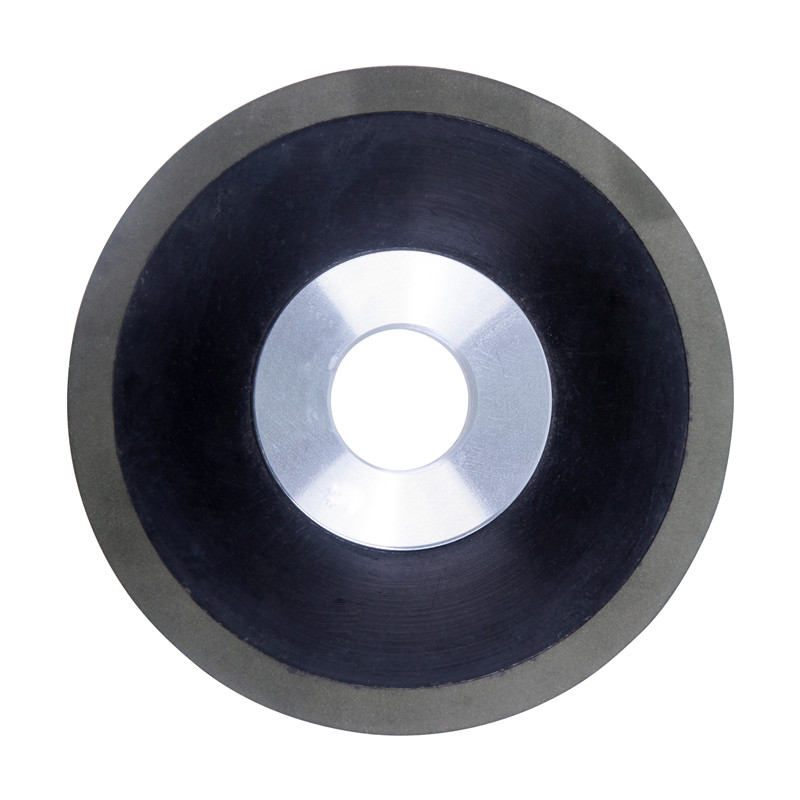 Rui Shi special diamond hard alloy resin grinding wheel cutter blade wheel grinding tool parallel flat steel