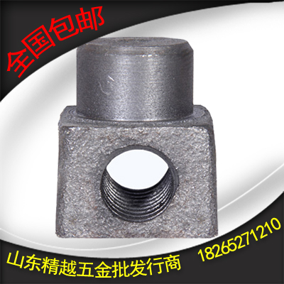 A new screw clamp vise accessories screw nut screw clamp with 100125160200 machine