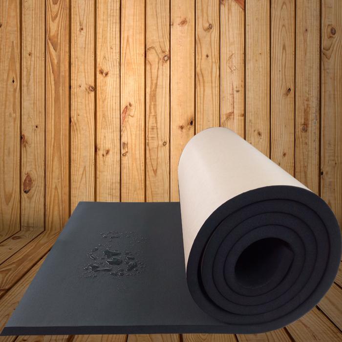 μόνωση στεγών βαμβάκι καουτσούκ πλαστικά μόνωσης εσωτερικό τοίχο μόνωση βαμβάκι πυρίμαχο αυτοκόλλητες αλουμινίου μονωτικό υλικό για νερό!