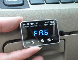 Volkswagen CC ultra thin electronic throttle controller POTENTBOOSTER automotive accelerator accelerator