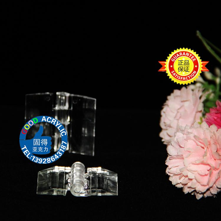 45mm*38mm туба с вкладными листами акриловые петли органических петли прозрачный пластиковый петли кристалл петли