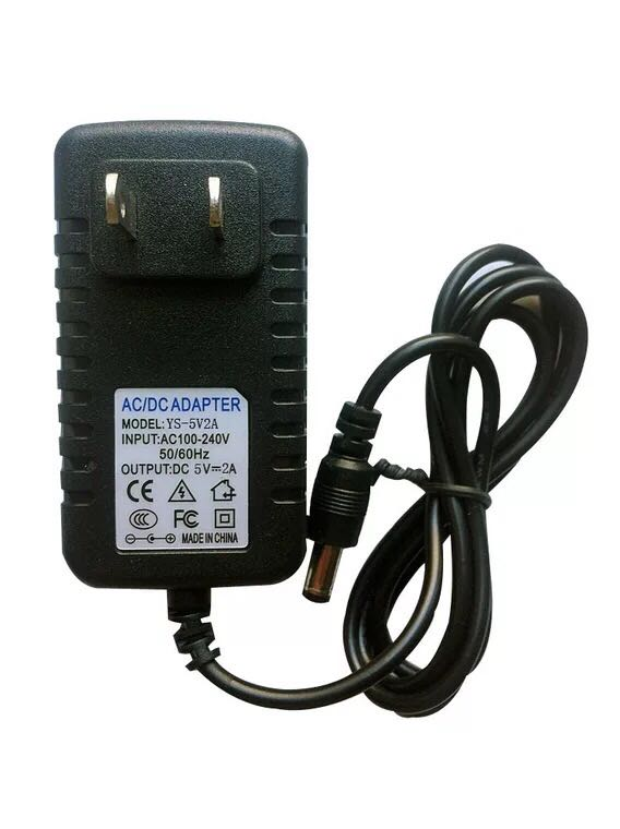tv - võrk, 5V2A adapter DC3.5MM 5V2A toide, stb.