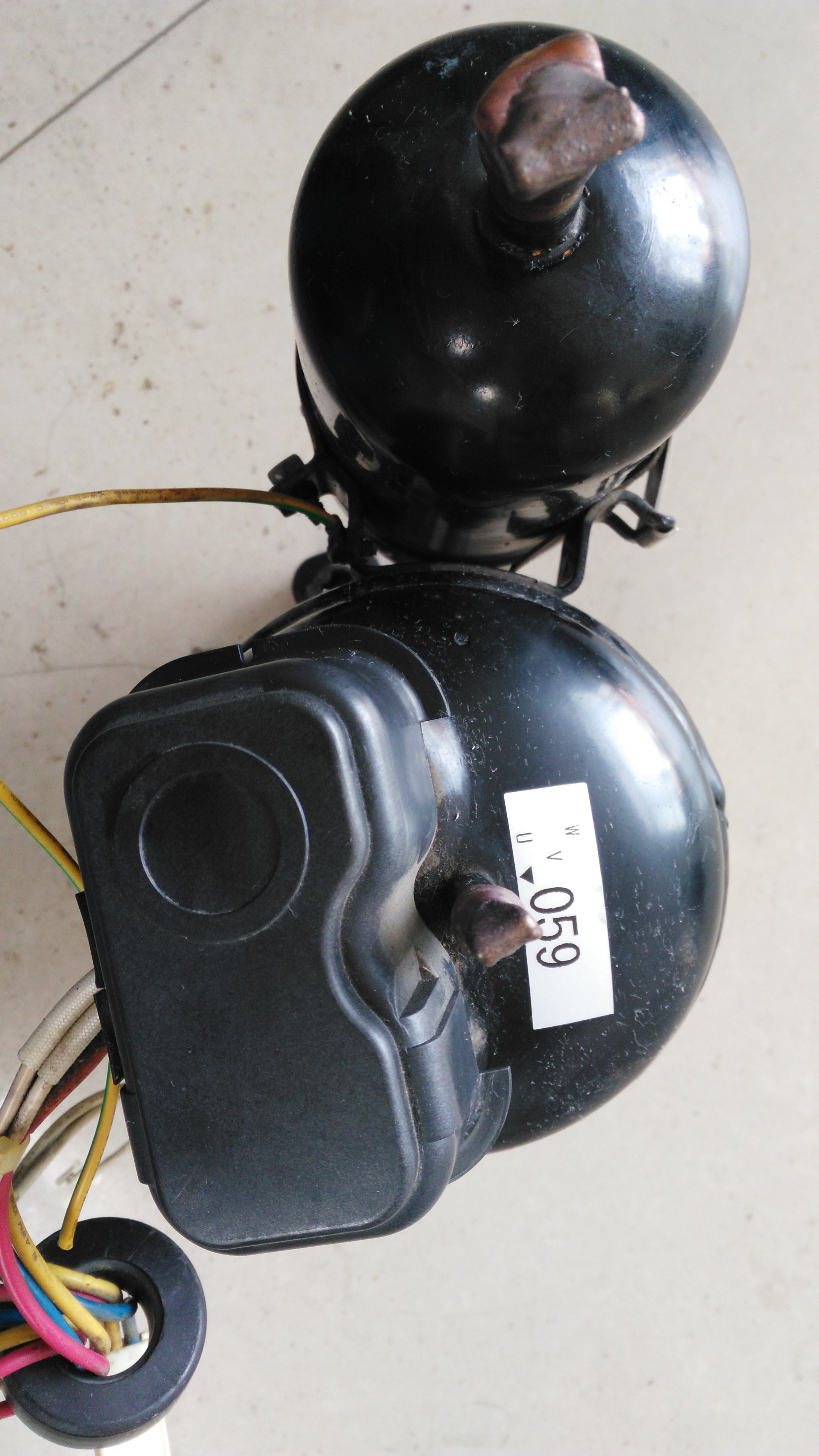 1.5 лошадь Gree инверторный кондиционер компрессор