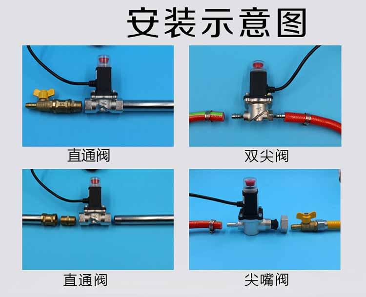 газ тревоги бытовой дней запорный клапан предохранительный клапан газопровода утечка сжиженного газа сигнализация клапан