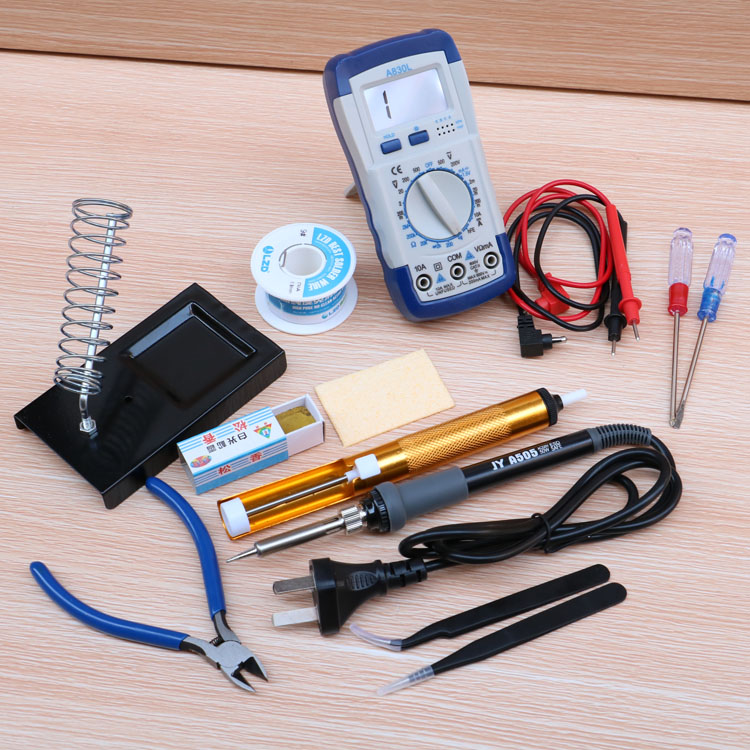 Imported 936 electric iron anti-static constant temperature iron 30W50W household maintenance soldering tool kit welding pen