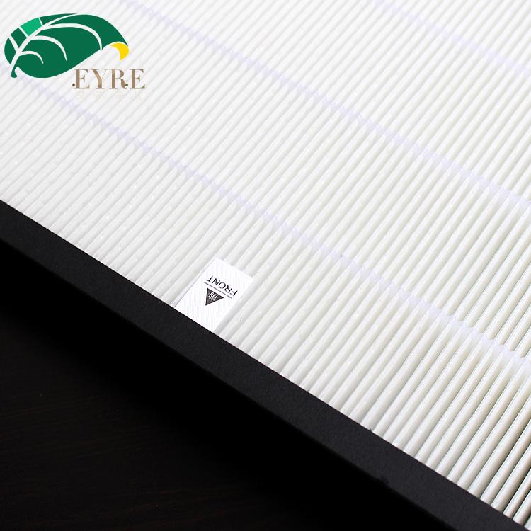 F-ZXHP55C légtisztító kiigazítása a matsushita F-VXH50CF-PXH55C hepa - szűrő a hálót.