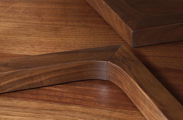Table ronde de petites tables rondes nordique en bois massif table table table ronde de bois massif de la table ronde de restaurant de tables et de chaises.