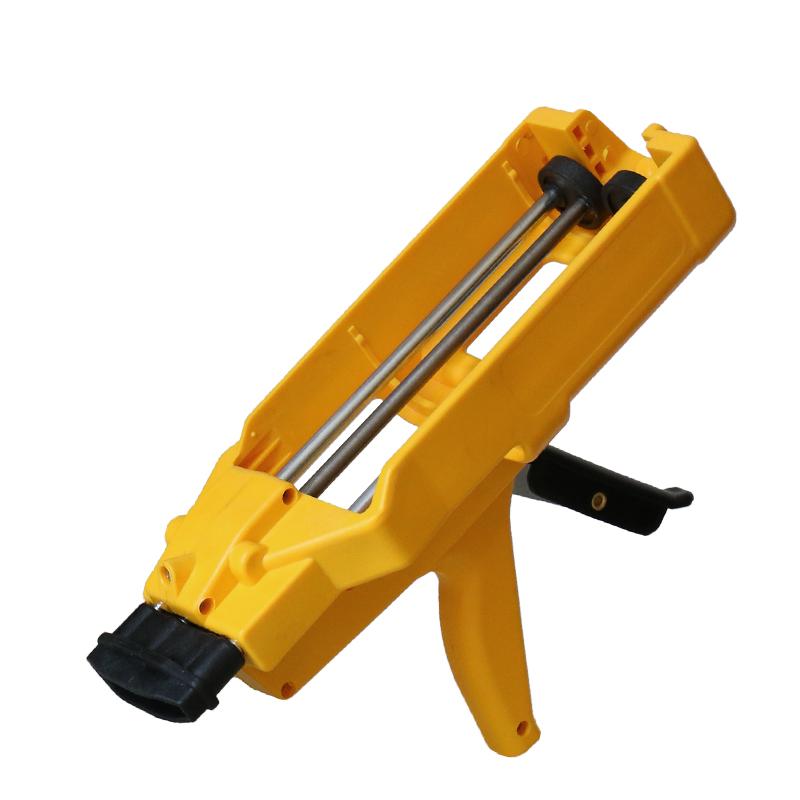 красива шия агент пистолета за лепило плочки професионални пълен набор от инструменти с лепило наистина порцелан изграждането на железен пистолета за лепило в спасяването на лепило.