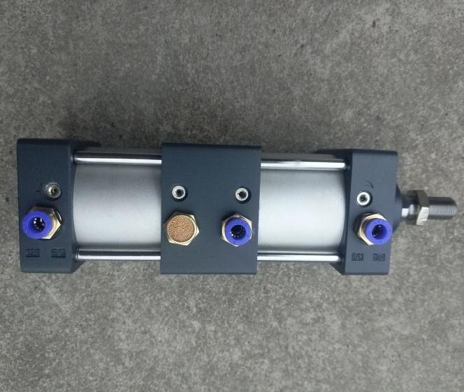 De multiples positions de cylindre du cylindre, deux fois la force le cylindre SCT50X63X80X75 / s Jiangsu de colis
